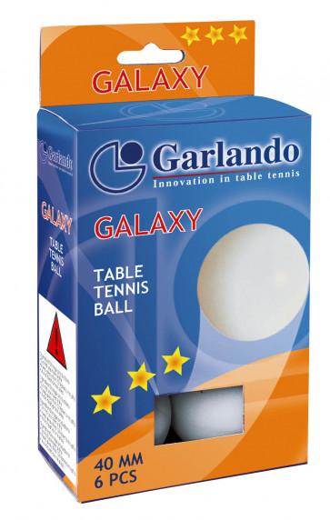 Confezione 6 Palline Galaxy Garlando ( 3 stelle )