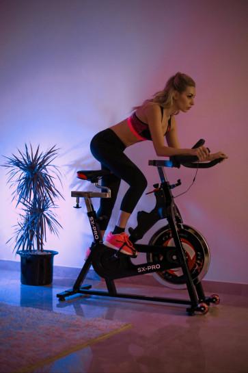 Gym Bike Tx-Fitness SX-PRO + Fascia Cardio Omaggio  DISPONIBILE