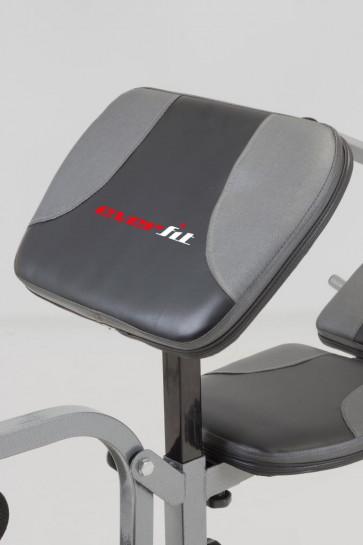 Cuscino Imbottito Arm Curl Regolabile per Everfit WBK-500