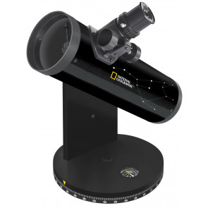 Telescopio Riflettore Compact 76/350 National Geographic