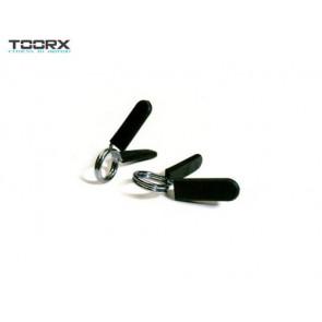 Coppia ferma dischi a molla 30 mm per body pump set