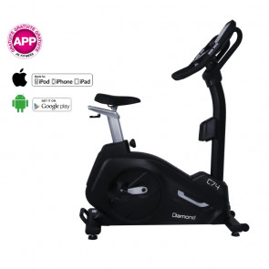 Cyclette Elettro-Magnetica Professionale JK Fitness Diamond C74