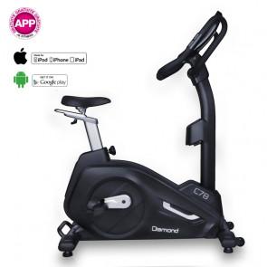 Cyclette Elettro-Magnetica Professionale JK Fitness Diamond C78