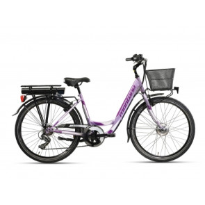 "BICICLETTA MONTANA E-BIKE CITY 26"" TX-35 6 V"