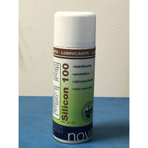 Olio Spray Lubrificante Silicon 100 da 400 ml