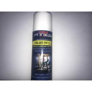 Olio  Lubrificante Spray Universale  Per Tapis Roulant 200 ML con cannuccia