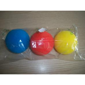 palline di spugna morbide 3pz
