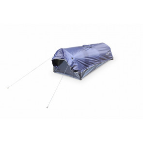 Columbus Poncho Tenda blu