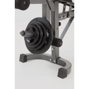Adattatore per Leg Extension per dischi da 50 MM per panche Toorx WBX-60 e WBX-90