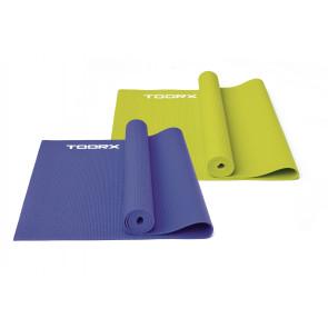 Materassino per Yoga Viola con superficie Anti-Scivolo Toorx